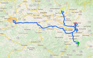 TOPO Nexos 2013-2014 MALL, IDENTIDAD Y BARRIO (ISEM2013): Moravia de San José HABITAT SALUDABLE Y MOVILIDAD (IISEM2013): Atenas de Alajuela PAIDEA Y RECREACION (ISEM2014): Barva de Heredia HABITAT Y PRODUCTIVIDAD (IISEM2014): Los Guido, Desamparados