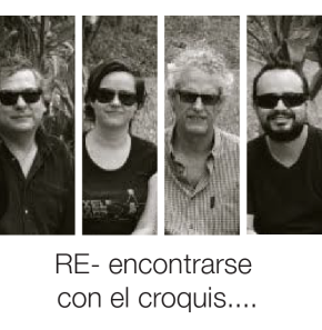 Debate: RE- encontrarse  con el croquis…. (Semana U)