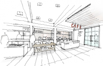 52028fb6e8e44efff2000127_london-asos-headquarters-moreysmith_servery_sketch-528x341