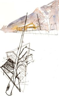 735b11e27cc5e0318b32d4f7c110c4b9--architecture-sketches-architectural-presentation