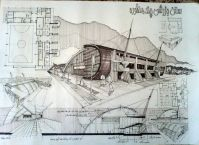 fed81154e1af1b49c371aa8bae1bbcc5--architectural-sketches-architecture-drawings